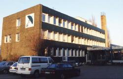 Nová budova Achatitu naLövenichu * Das neue Achatit-Gebäude in Lövenich